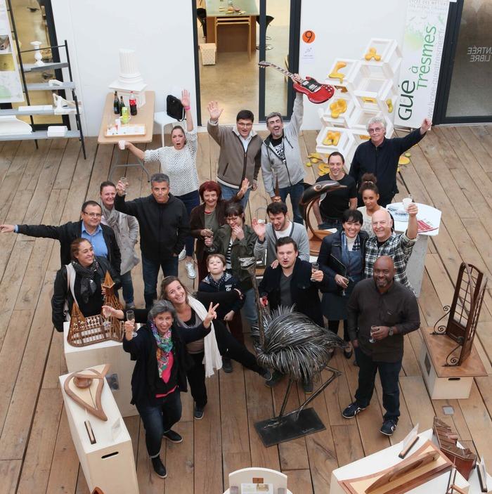 Journées du patrimoine 2018 - Portes ouvertes des ateliers du Carré d'Art