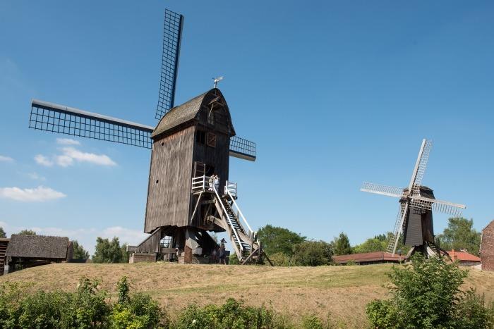 Portes ouvertes du musée des moulins
