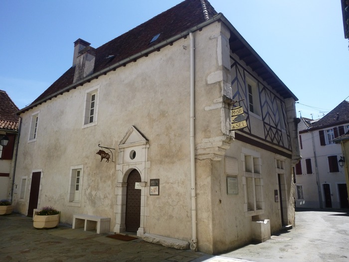 Journées du patrimoine 2018 - Portes ouvertes du Musée du sel et des traditions béarnaises