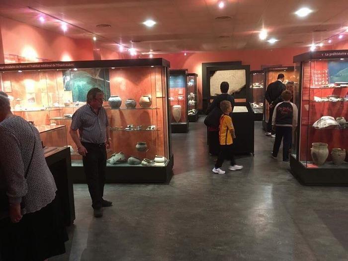 Journées du patrimoine 2018 - Portes ouvertes du Musée Eburomagus