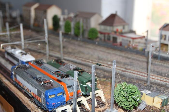 Journées du patrimoine 2017 - Portes ouvertes du Musée régional du train miniature