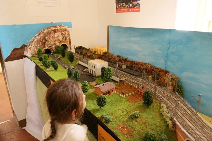Journées du patrimoine 2018 - Portes ouvertes du Musée régional du train miniature