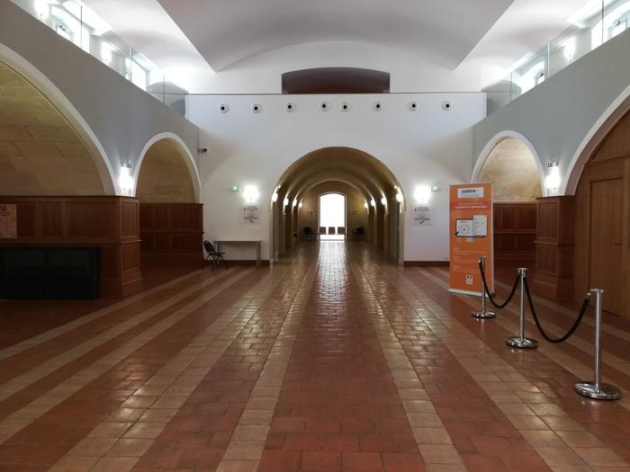 Journées du patrimoine 2018 - Portes ouvertes du Tribunal de Grande Instance