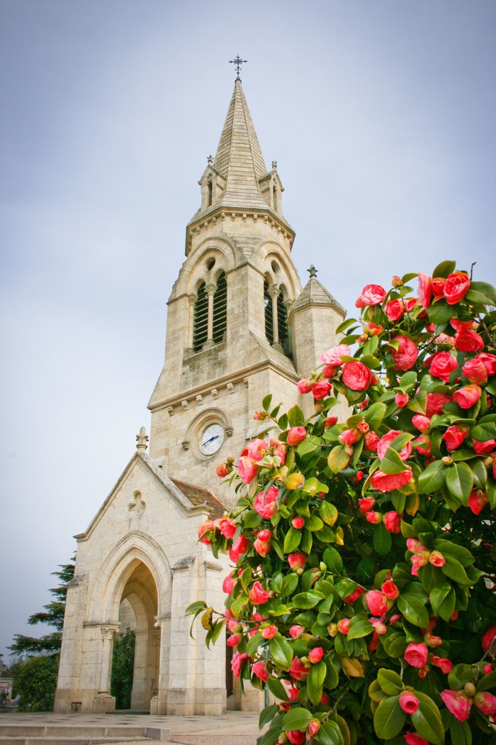 Journées du patrimoine 2018 - Portes ouvertes de l'église Saint-Romain