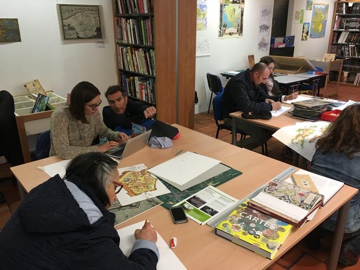 Journées du patrimoine 2018 - Atelier BD sur le thème de l'architecture