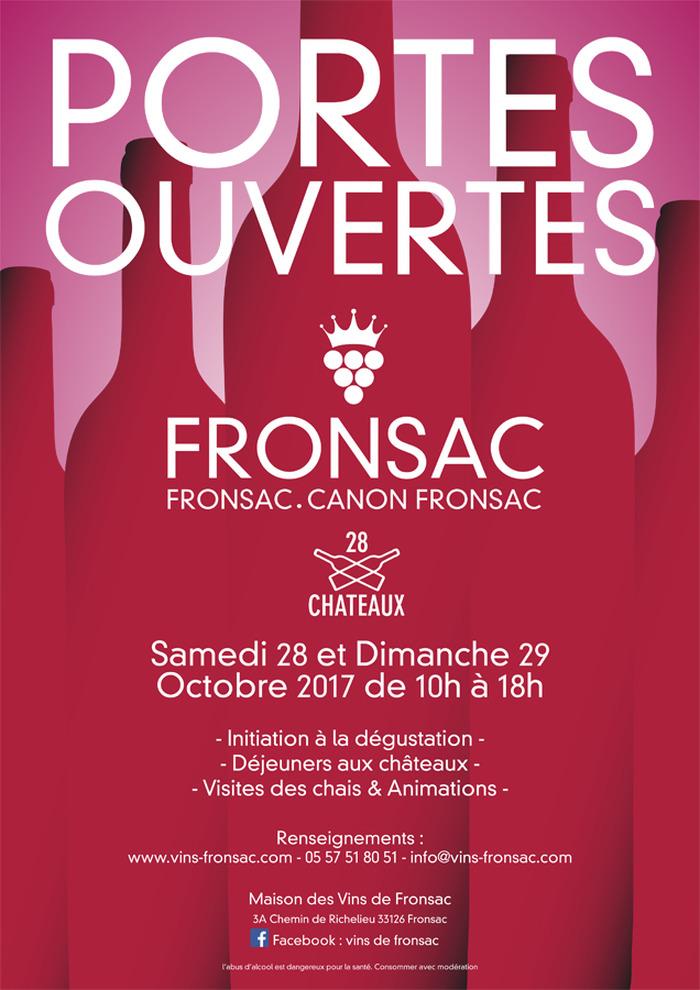 Portes ouvertes - Fronsac