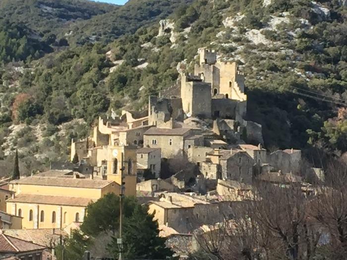 Journées du patrimoine 2018 - Circuit libre du village médiéval de Saint-Montan.