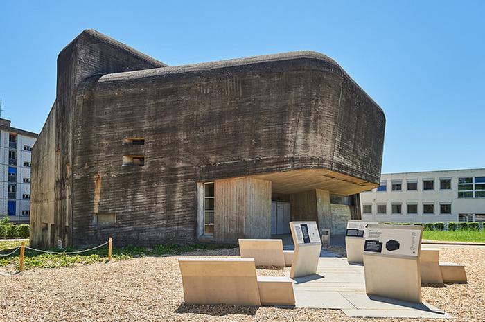 Journées du patrimoine 2018 - Portes ouvertes à l'église Sainte-Bernadette