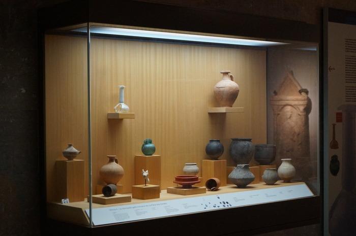 Journées du patrimoine 2018 - Le musée archéologique de Civaux ouvre ses portes