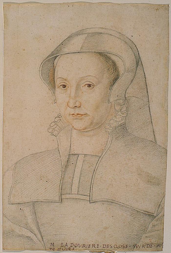 Portraits Renaissance dans le Tunnel des Dessins