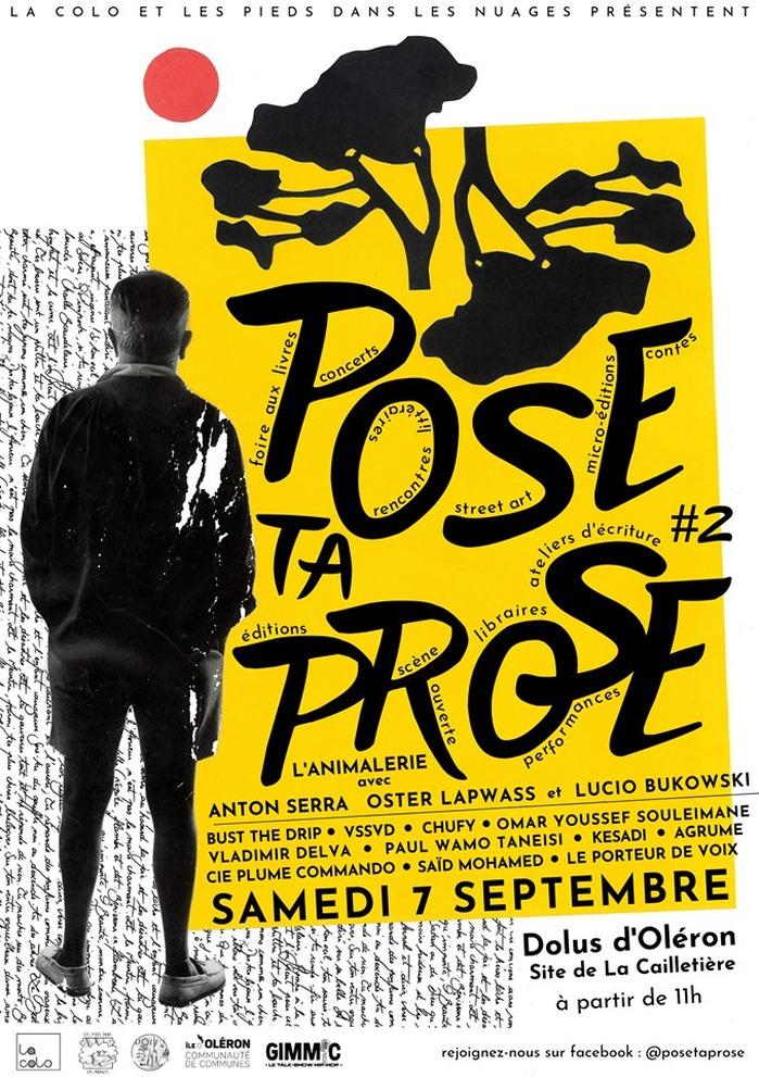 Événement à la Cailletière Dolus d'Oléron le Samedi 7 septembre