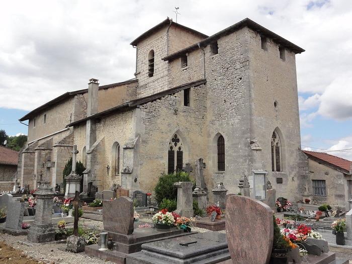 Journées du patrimoine 2018 - Poussez la porte de cette église fortifiée