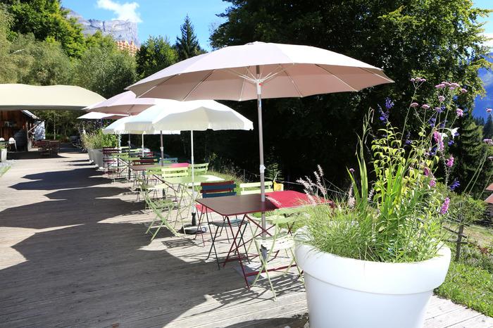 Pré-ouverture du Café du Jardin et de la boutique