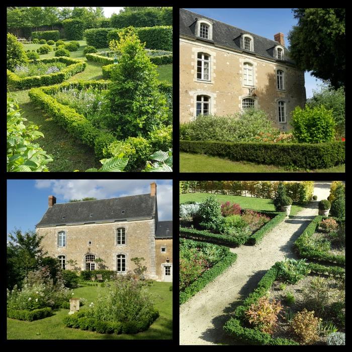 Journées du patrimoine 2017 - Presbytère des XVIIè et XVIIIè et son jardin des langottières