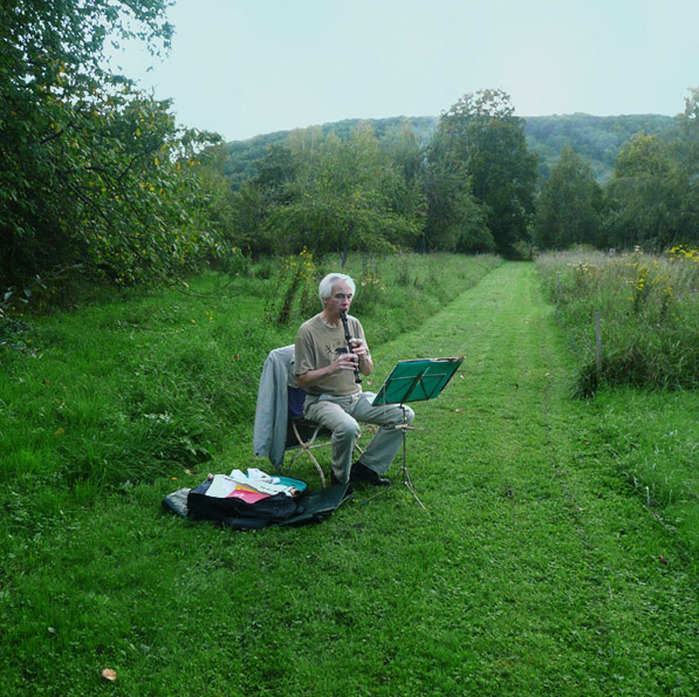 Journées du patrimoine 2018 - Présence musicale de Christophe Formery