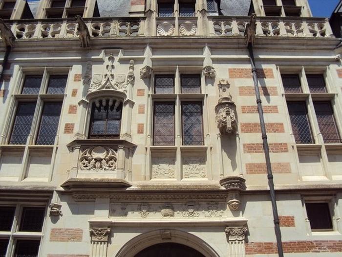 Journées du patrimoine 2018 - Présentation architecturale