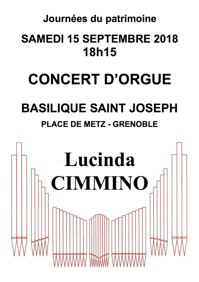 Journées du patrimoine 2018 - Présentation, audition et visite de l'orgue.