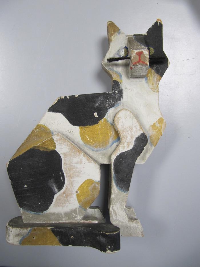 Crédits image : Le chat d'Anatole - Musée Mallarmé