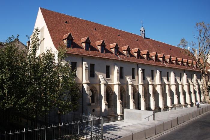 Journées du patrimoine 2018 - Présentation de l'histoire du Collège des Bernardins