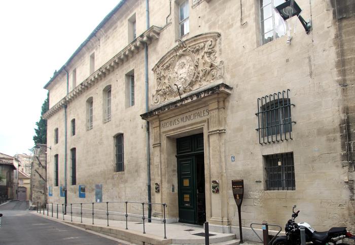 Journées du patrimoine 2018 - Présentation de l'histoire du Mont-de-piété d'Avignon