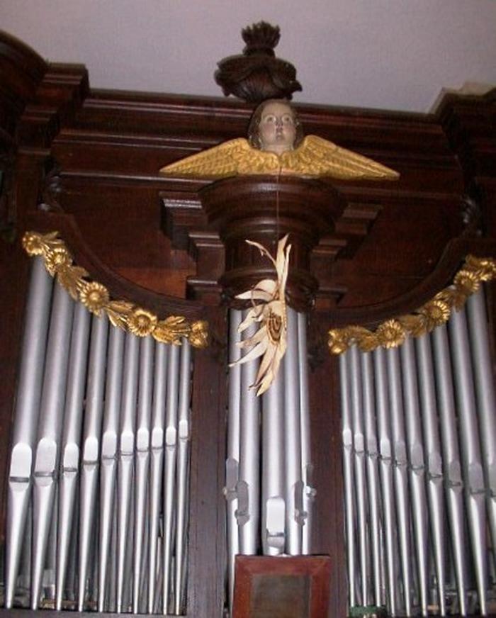 Journées du patrimoine 2018 - Eglise Saint-Arbogast de Munwiller