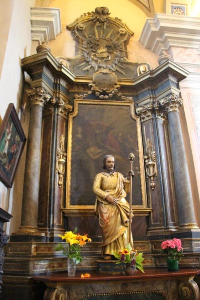 Journées du patrimoine 2018 - Visite commentée : présentation des travaux de restauration de la chapelle Saint-Joseph.