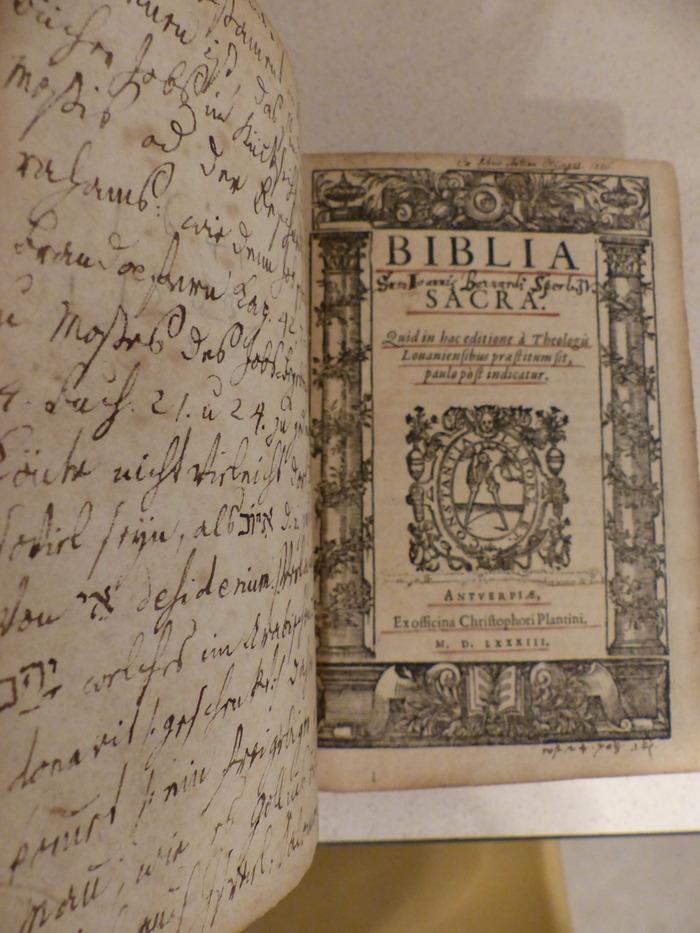 Journées du patrimoine 2018 - Présentation de livres anciens du XVe au XVIIIe siècle