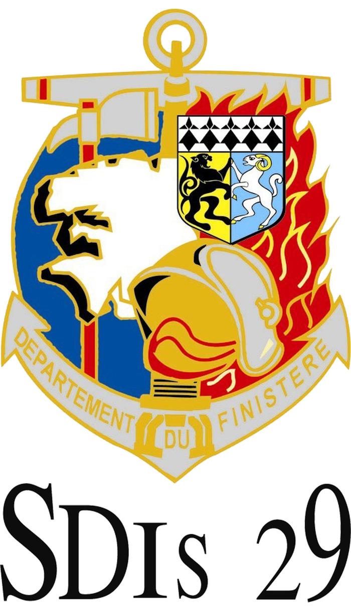 Crédits image : Service Départemental d'Incendie et de Secours du Finistère