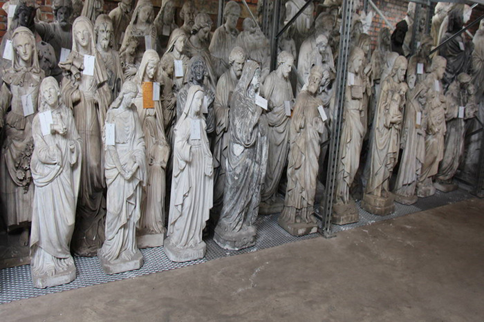 Journées du patrimoine 2018 - Présentation des actions en faveur du patrimoine menées par l'ASPM