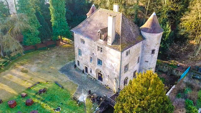 Journées du patrimoine 2018 - Château de Volkrange : présentation des activités de l'Association