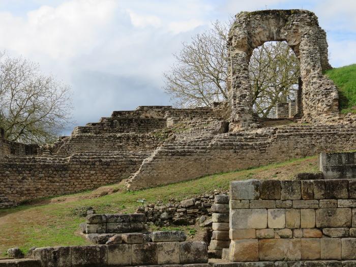 Journées du patrimoine 2018 - Présentation des recherches en cours au théâtre antique de Drevant et animations autour de l'archéologie préventive