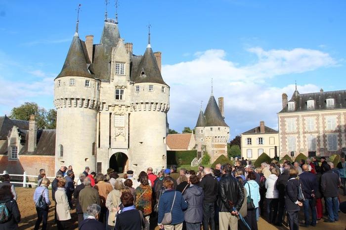 Journées du patrimoine 2018 - Présentation du château par le propriétaire