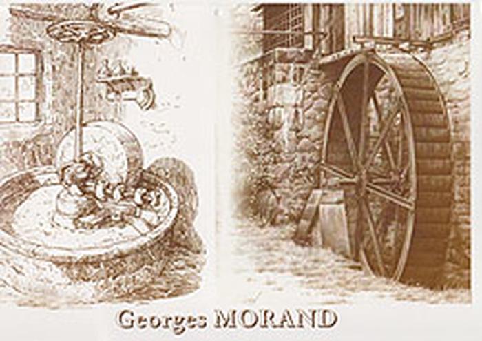 Journées du patrimoine 2017 - Preséntation du moulin d'Arith de 1896