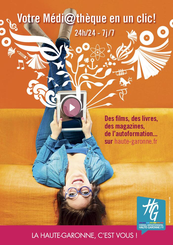 Journées du patrimoine 2018 - Présentation du portail départemental des ressources numériques
