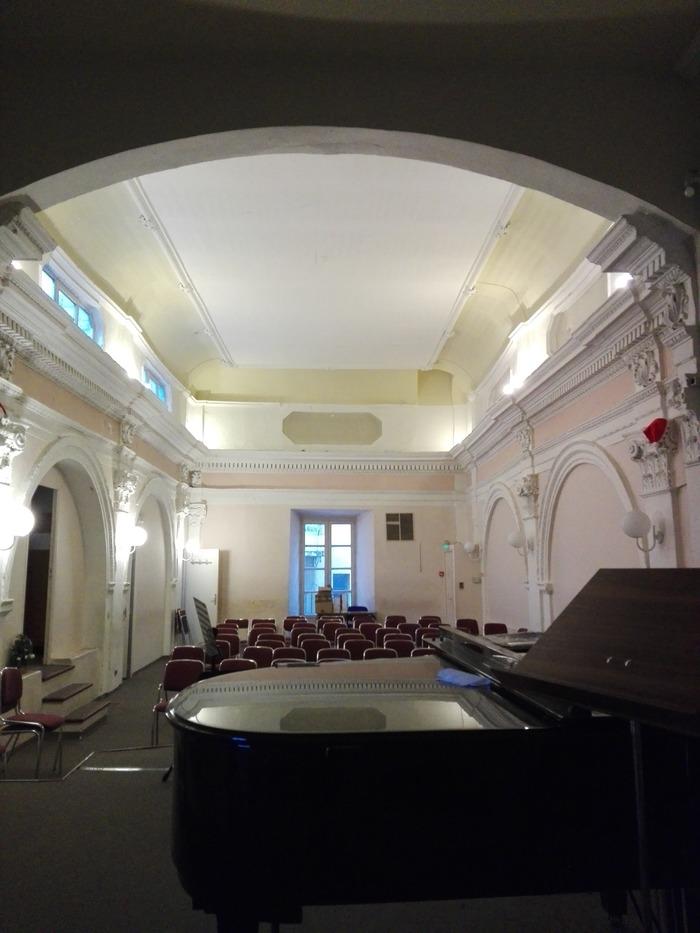Journées du patrimoine 2018 - Présentation du projet de restauration de l'Auditorium