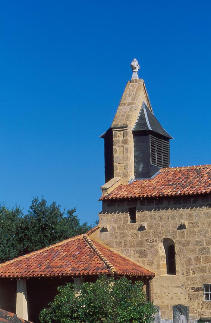Journées du patrimoine 2018 - Présentation et diaporama à l'église Saint-Pierre-ès-Liens