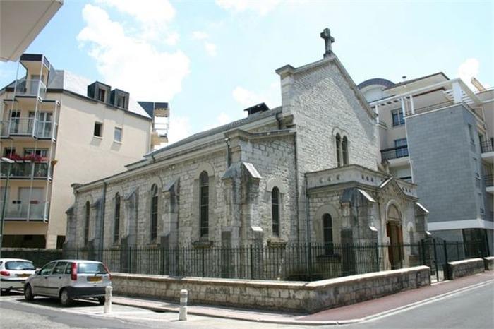 Journées du patrimoine 2018 - Présentation et illustrations sonores de l'orgue de Saint Swithun .