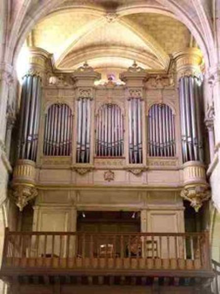 Journées du patrimoine 2018 - Présentation musicale de l'orgue