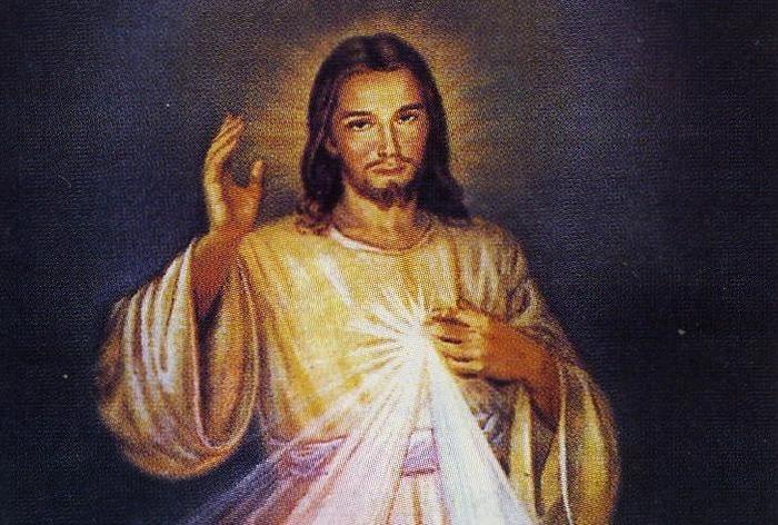 Prière du groupe de la Miséricorde divine