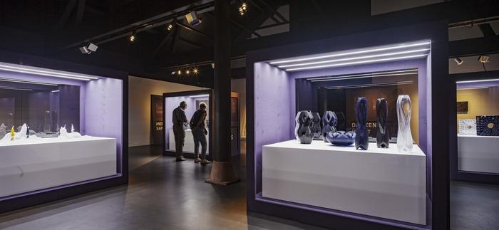 Journées du patrimoine 2018 - Prisme - Quand le cristal Lalique rencontre l'art contemporain