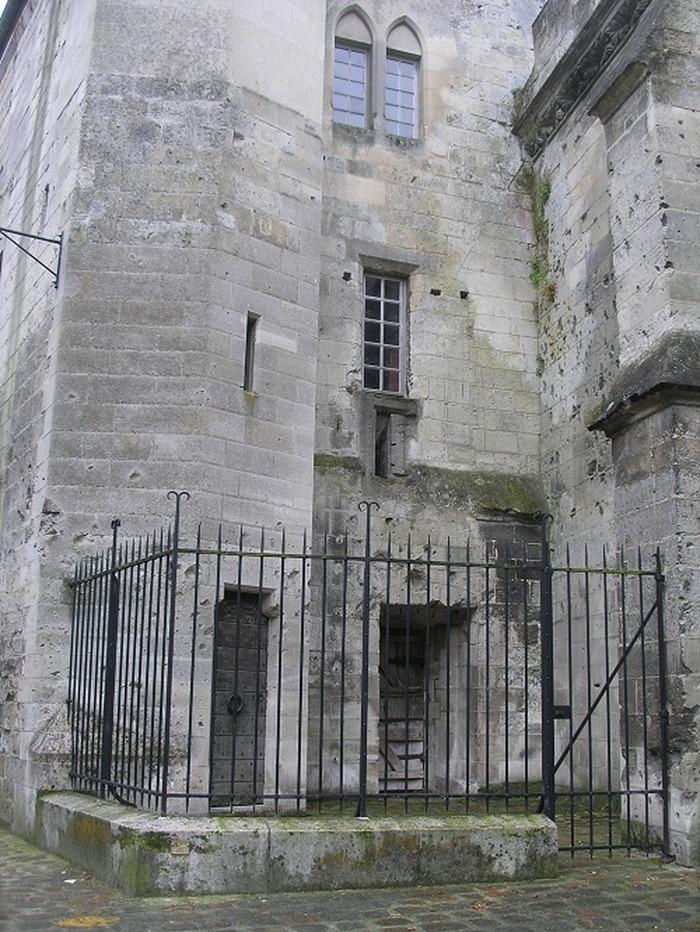 Journées du patrimoine 2018 - Visite libre des prisons de l'officialité