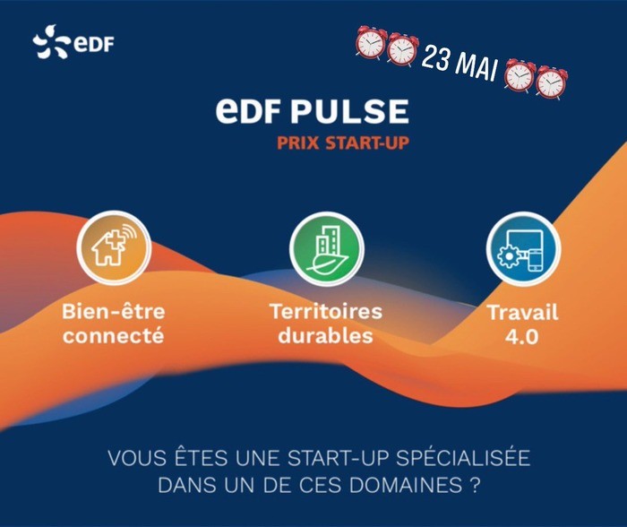 Prix start-up EDF Pulse