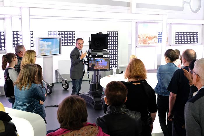 Journées du patrimoine 2018 - Profitez d'une visite commentée des studios et régies de France Télévisions