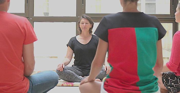 Programme M.B.S.R. en 8 semaines Emmanuelle Roques