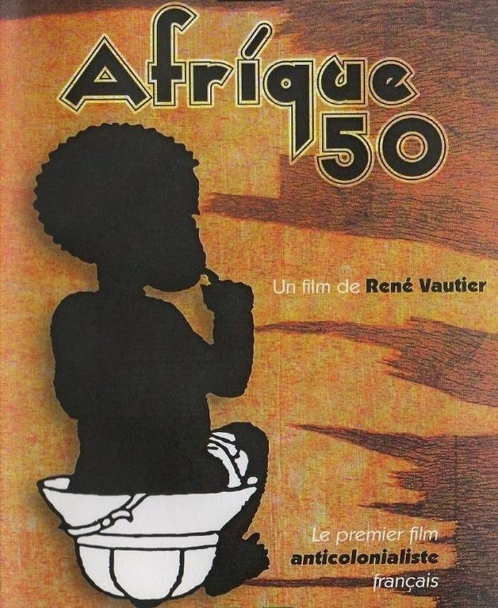 Journées du patrimoine 2018 - Projection d'Afrique 50 de René Vautier, dans le cadre d'ExplorAfrique - Cultures africaines sous le regard des photographes.