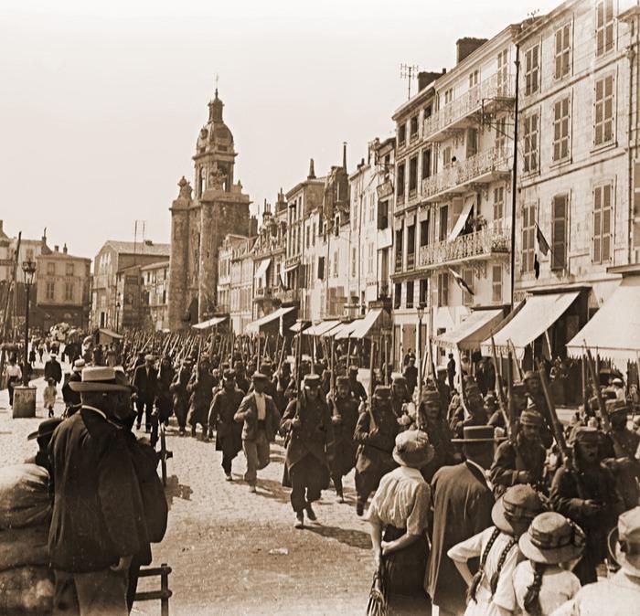 Journées du patrimoine 2018 - Projection de photos 3D et conférence sur la Grande Guerre