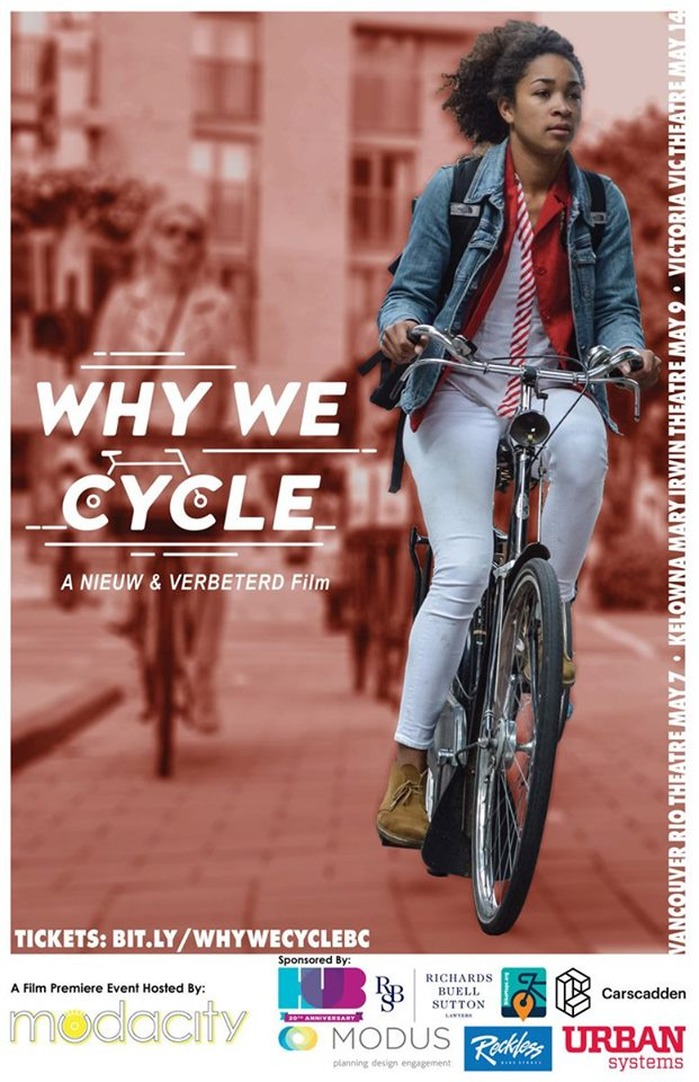 Projection de Why We Cycle