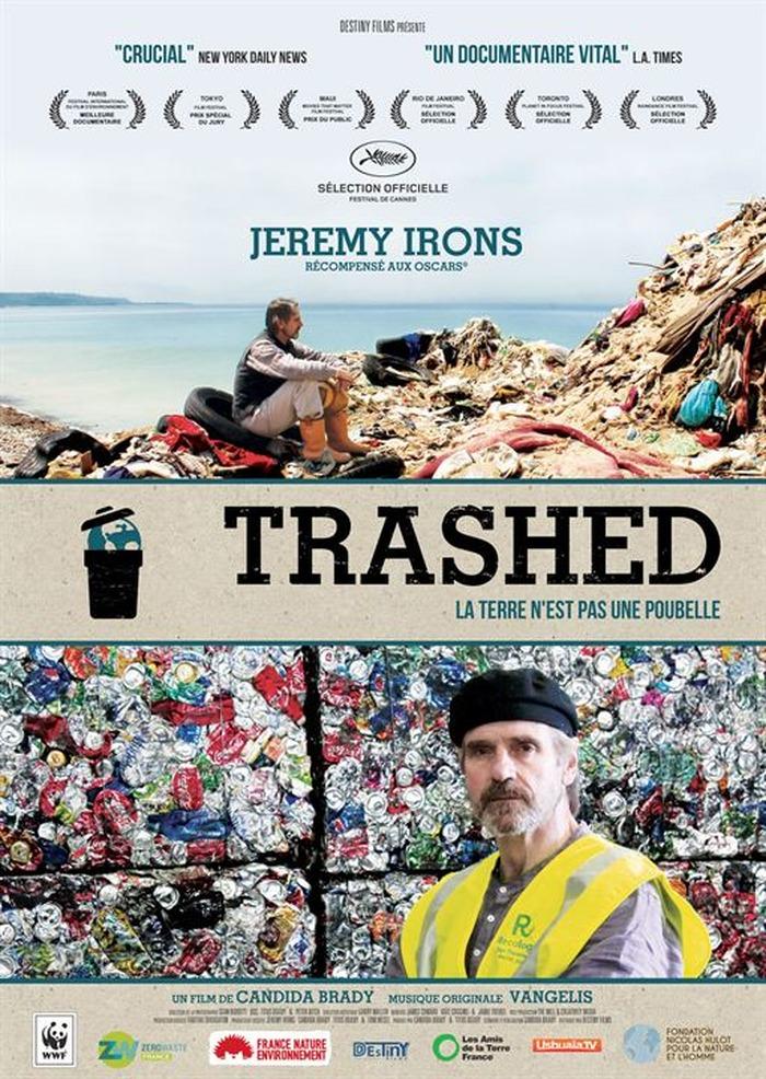 Projection-débat autour du Film Trashed