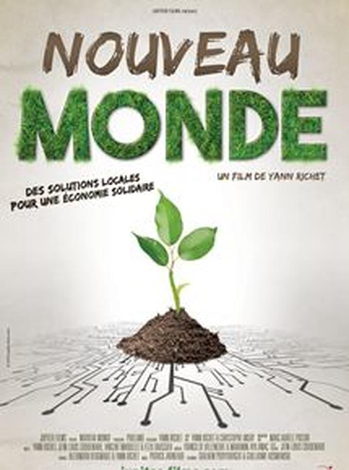 (projection-débat) NOUVEAU MONDE, en présence de son réalisateur, Yann Richet. …