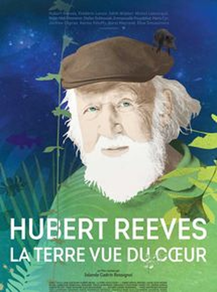 (projection) HUBERT REEVES - LA TERRE VUE DU COEUR, à partir du 30 mai
